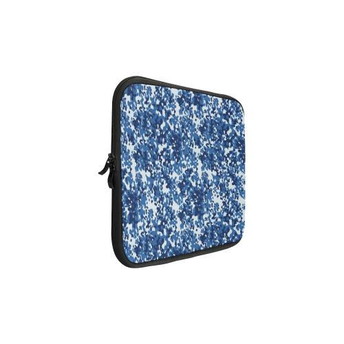 Digital Blue Camouflage Macbook Pro 13''