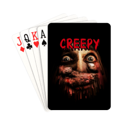 "Creepy by Artdream Playing Cards 2.5""x3.5"""