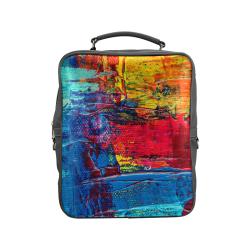oil_i Square Backpack (Model 1618)