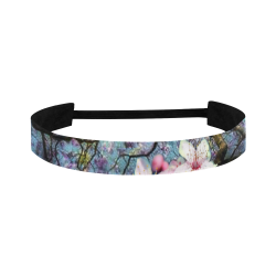 Cherry blossomL Sports Headband