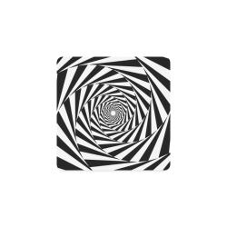 Spiral Square Coaster