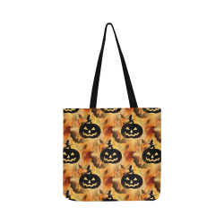 Halloween by Nico Bielow Reusable Shopping Bag Model 1660 (Two sides)