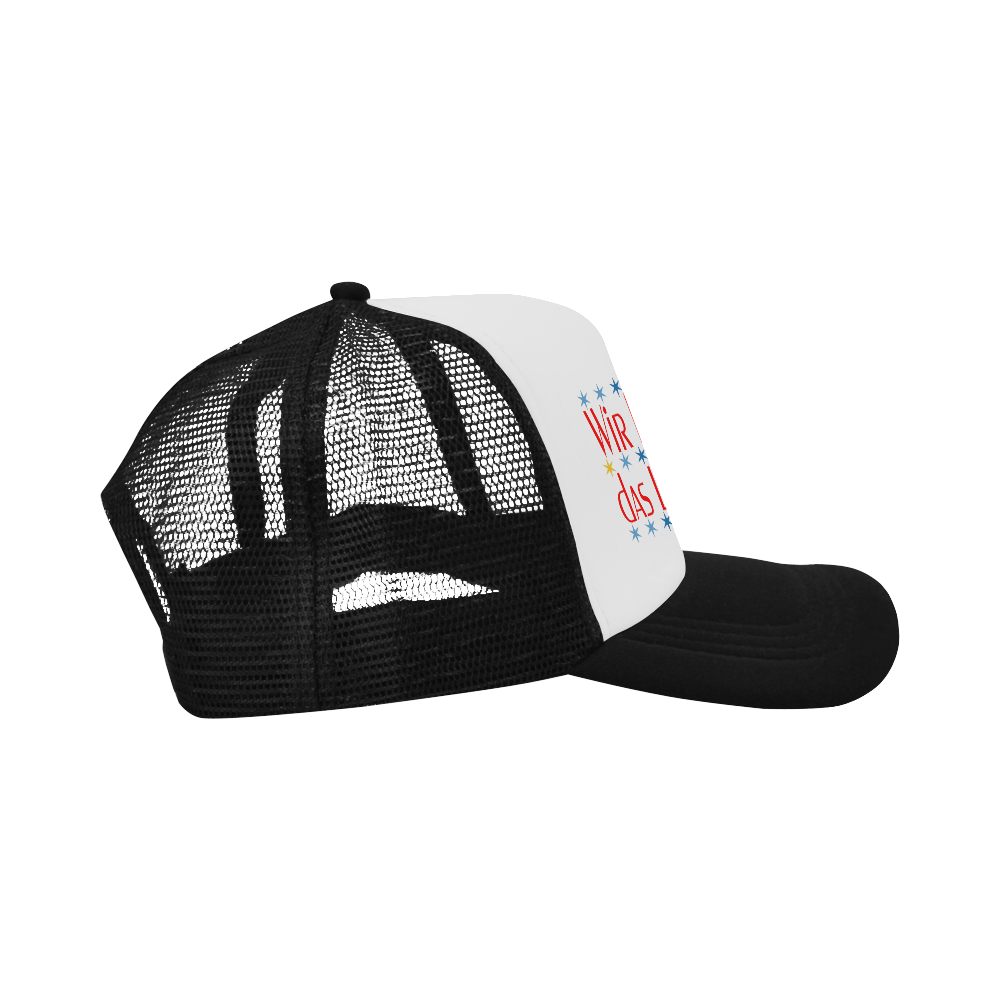 WIR FEIERN DAS LEBEN - SCHWARZ II Trucker Hat