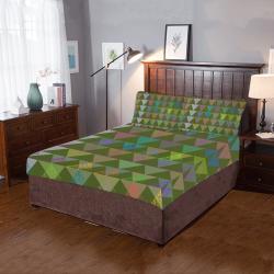 zappwaits k01 3-Piece Bedding Set
