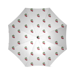 Cherries Foldable Umbrella (Model U01)