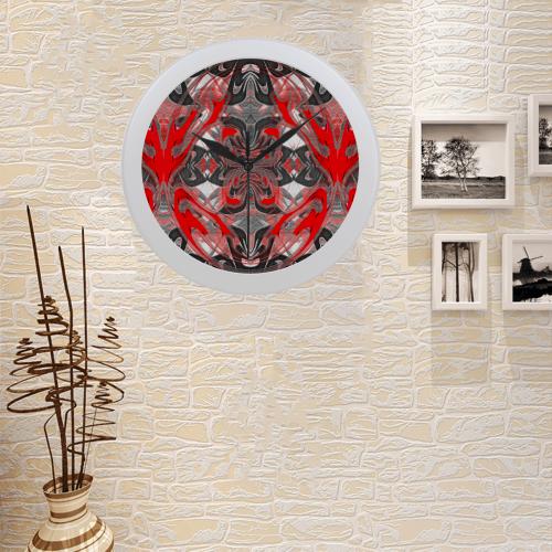 sml 5000TRYONE 113 A27 Circular Plastic Wall clock