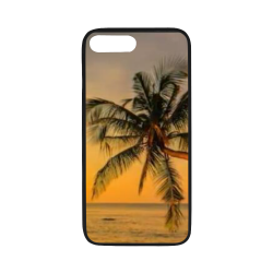 "Sunset 1 Rubber Case for iPhone 7 plus (5.5"")"