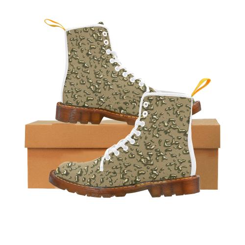 golden drops Martin Boots For Women Model 1203H