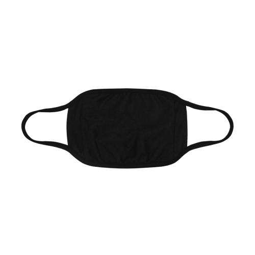 BLACK MASK Mouth Mask