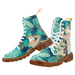 Tropical Girl Martin Boots For Women Model 1203H