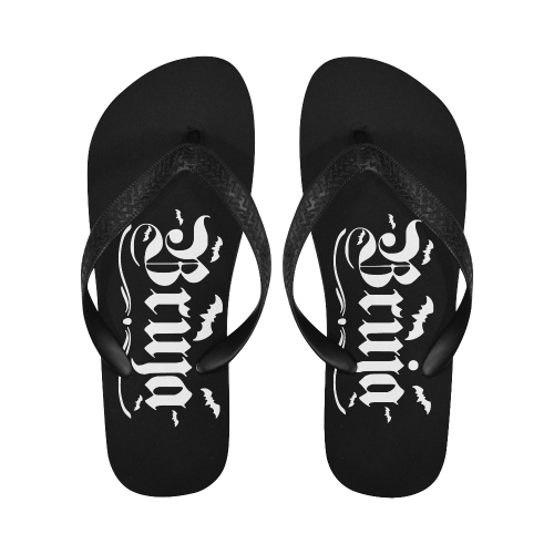 Bruja Flips Flip Flops for Men/Women (Model 040)