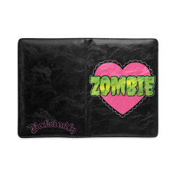 Zombie_heart_ NoteBook Custom NoteBook A5