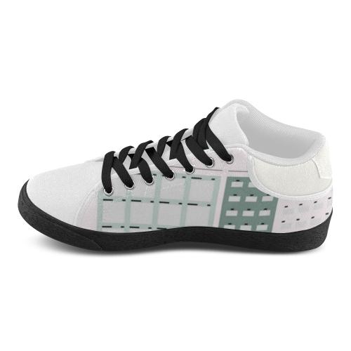 MP 60 Classic Kicks Men's Chukka Canvas Shoes (Model 003)