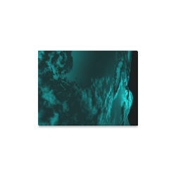 "Storm Brewing Canvas Print 16""x12"""