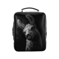 Llama Square Backpack (Model 1618)