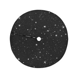"Twilight Stars Galaxy Universe Christmas Tree Skirt 47"" x 47"""