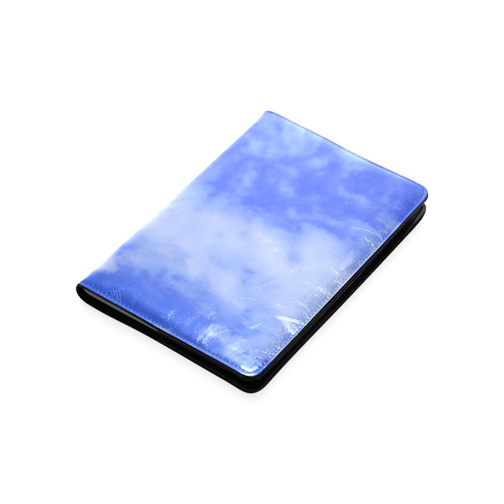 Blue Clouds Custom NoteBook A5
