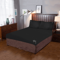 Perfect Fit 3-Piece Bedding Set