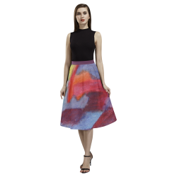 Colour Harmony Aoede Crepe Skirt (Model D16)