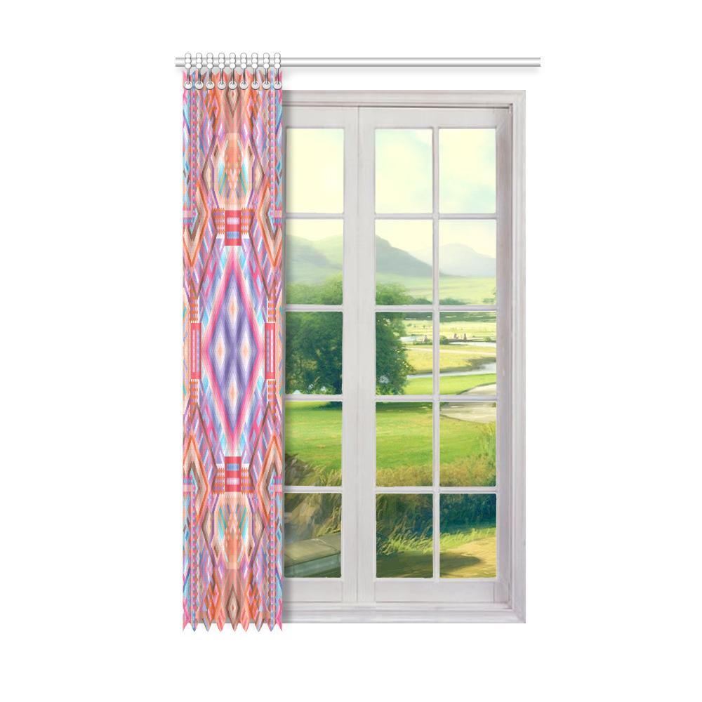 "Researcher Window Curtain 50"" x 84""(One Piece)"