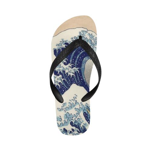 Wave Flip Flops for Men/Women (Model 040)