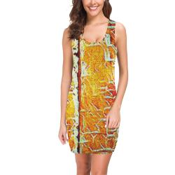 Old Love 4 Medea Vest Dress (Model D06)