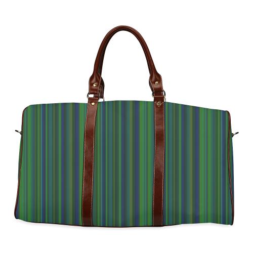zappwaits Philadelphia 03 Waterproof Travel Bag/Small (Model 1639)