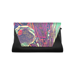 Cosmos perfection digital art Clutch Bag (Model 1630)