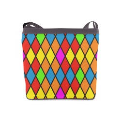 harlequin 1b Crossbody Bags (Model 1613)
