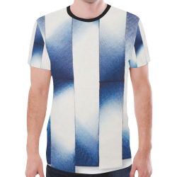 Blueshade New All Over Print T-shirt for Men (Model T45)