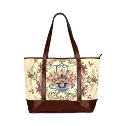 vintage-4941023 Tote Handbag (Model 1642)