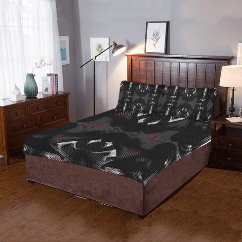 5000DUBLE 47 C 2 3-Piece Bedding Set