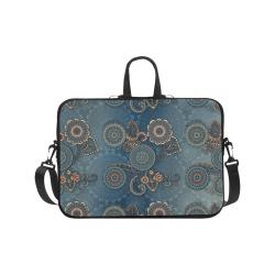 """Mandalas Laptop Handbags 17"""""""