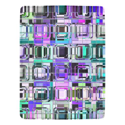 "TechTile #6M - Jera Nour Ultra-Soft Micro Fleece Blanket 60""x80"""