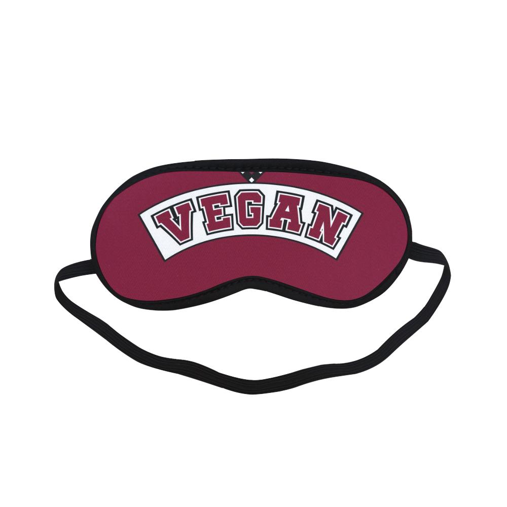 Vegan Cheerleader Sleeping Mask