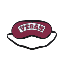 Vegan Cheerleader Sleeping Mask
