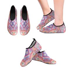Researcher Women's Slip-On Water Shoes (Model 056)