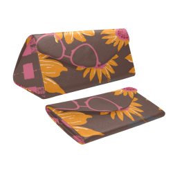 Fall is in the Air Custom Foldable Glasses Case