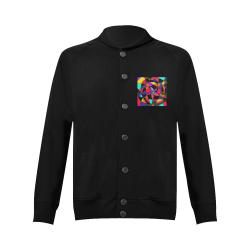 Abstract Design S 2020 Women's Baseball Jacket (Model H12)
