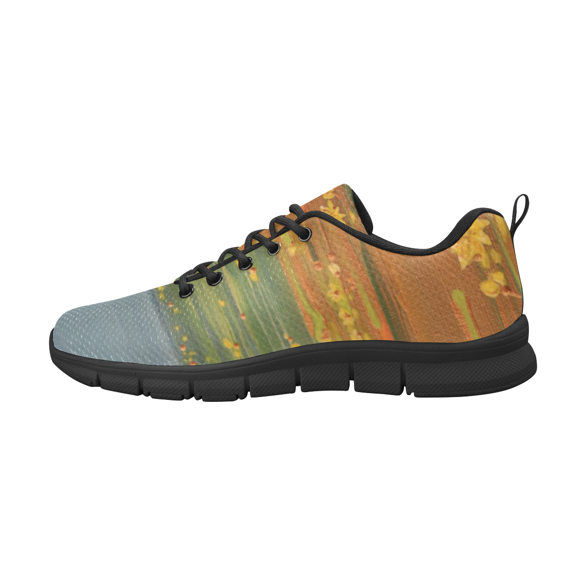 Golden Lotus Women's Breathable Running Shoes/Large (Model 055)