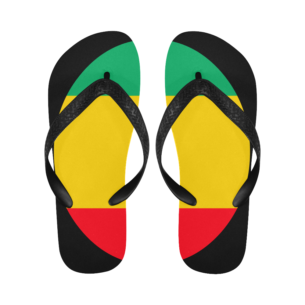 manusartgnd Flip Flops for Men/Women (Model 040)