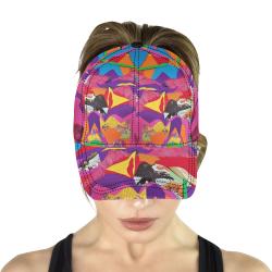 hat All Over Print Dad Cap C (7-Pieces Customization)