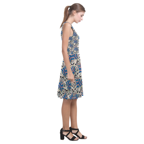 Rosebud7 Atalanta Casual Sundress(Model D04)