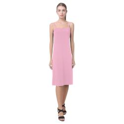 Nadeshilo Pink Alcestis Slip Dress (Model D05)