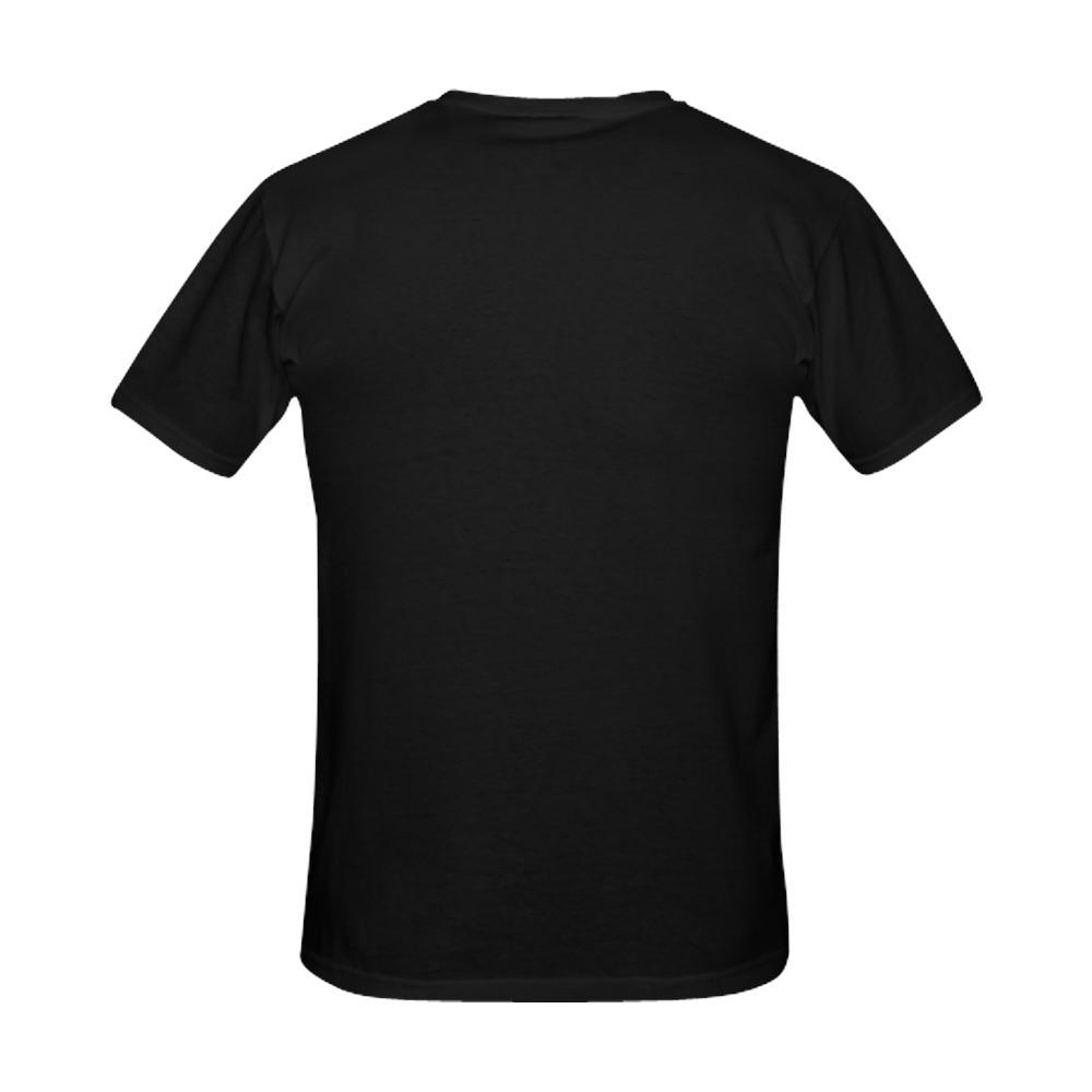 sweep nation Men's Slim Fit T-shirt (Model T13)