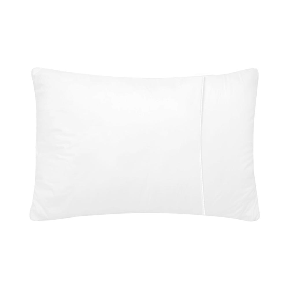 "geometric fantasy Custom Pillow Case 20""x 30"" (One Side) (Set of 2)"