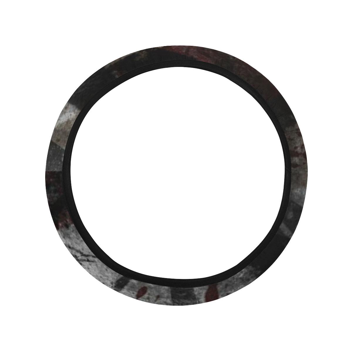 Steering Wheel design Steering Wheel Cover with Elastic Edge