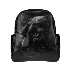 Panther Multi-Pockets Backpack (Model 1636)
