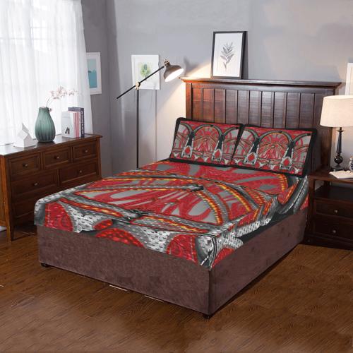 5000xart 14 3-Piece Bedding Set