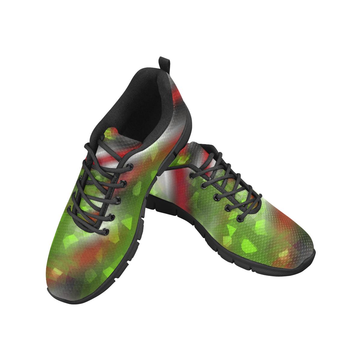 bkg20131 Men's Breathable Running Shoes/Large (Model 055)